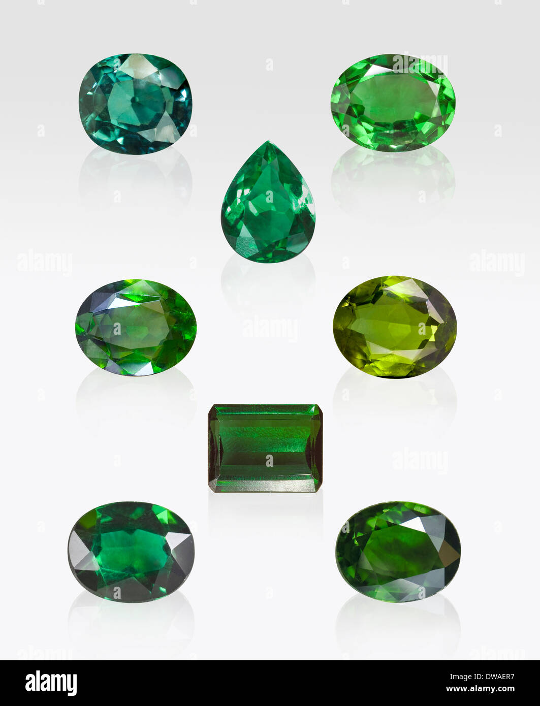tourmaline gemstone amazon cut cts bi emerald color products img inc imports tri