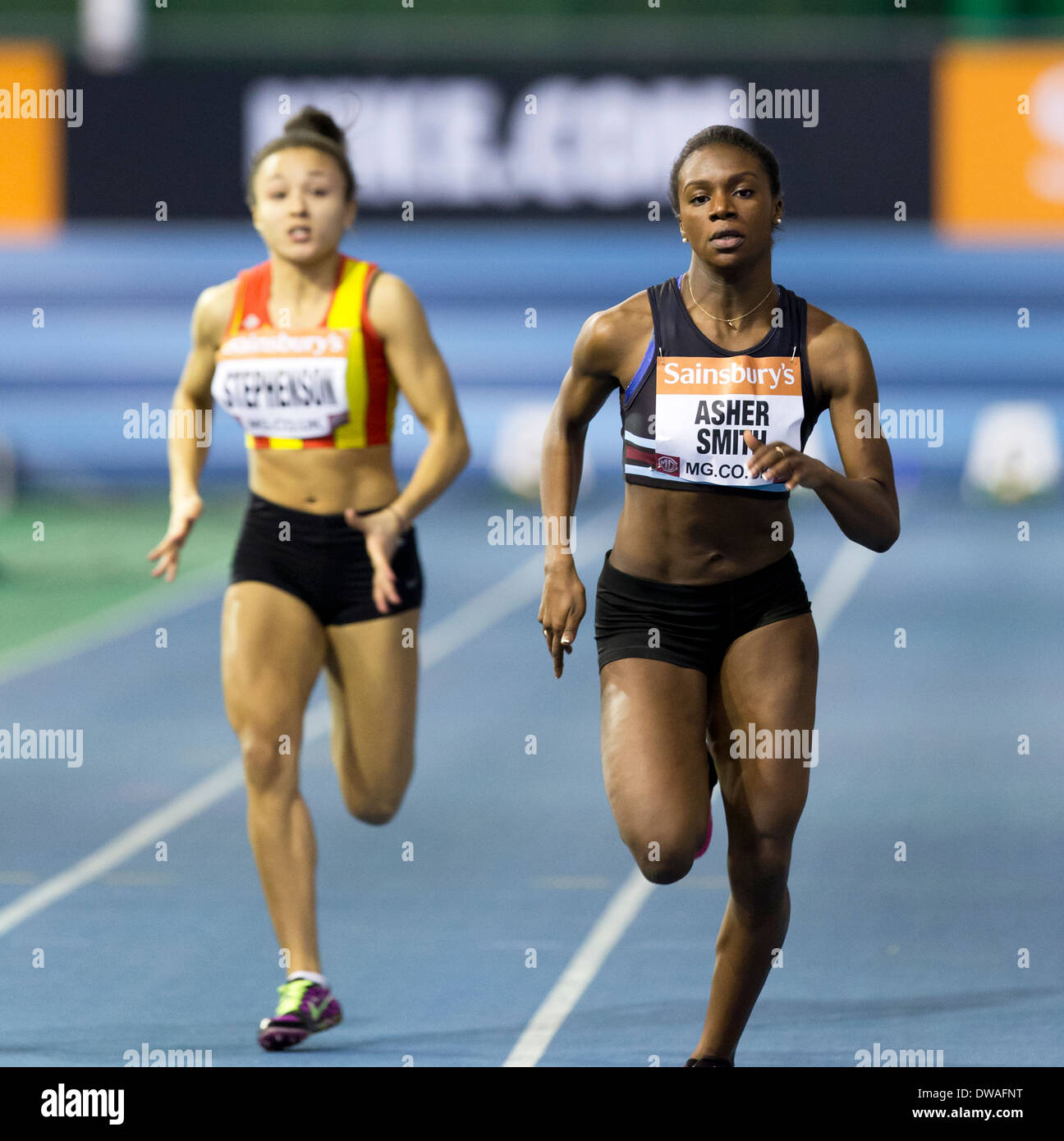 dina asher smith british athletics