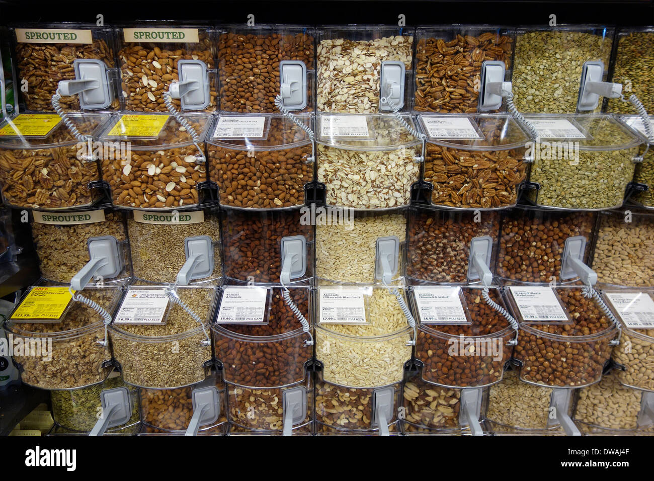 Bulk Store Foods Stock Photos & Bulk Store Foods Stock Images - Alamy