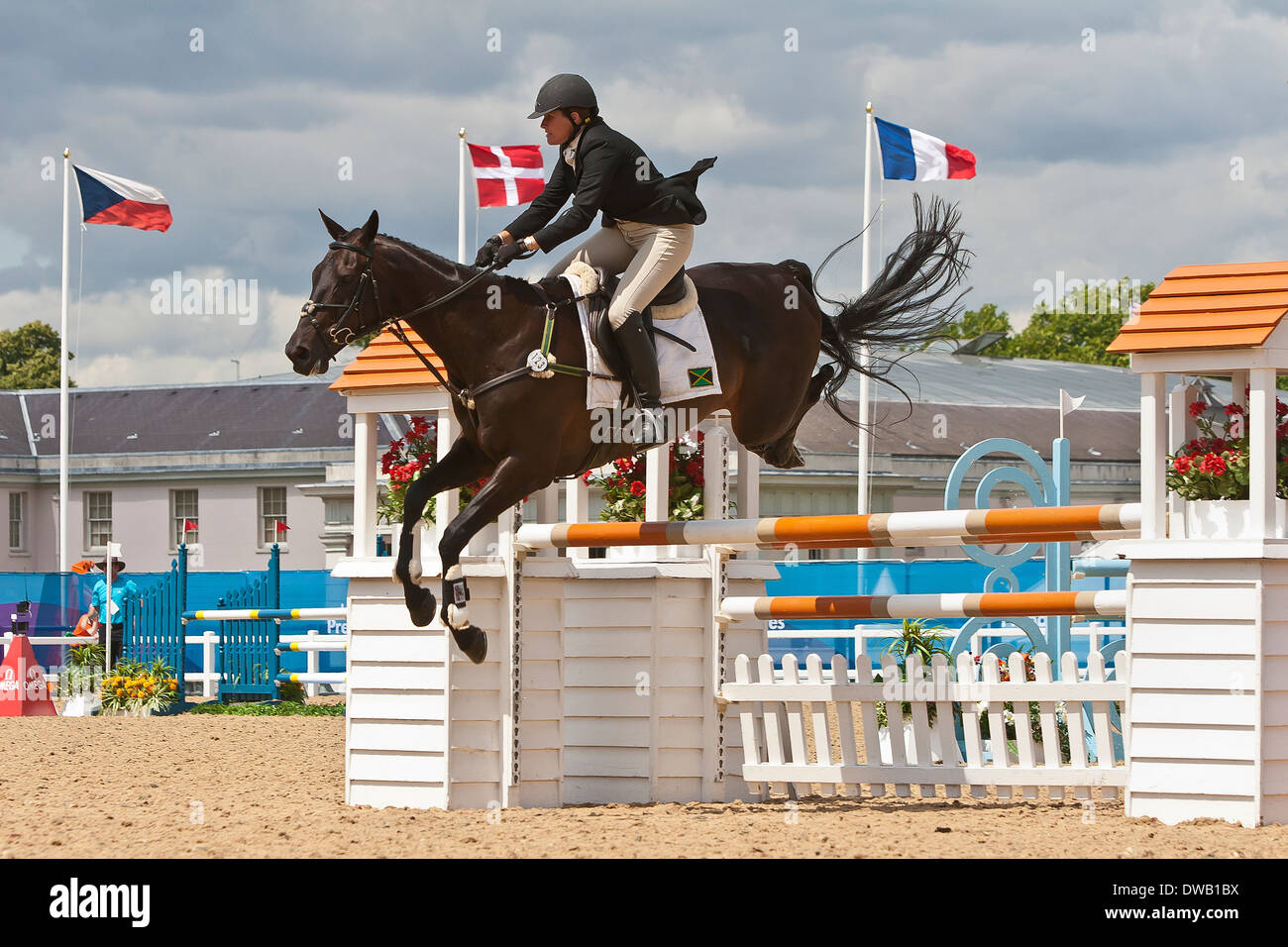 Parallel Oxer High Resolution Stock Photography And Images Alamy
