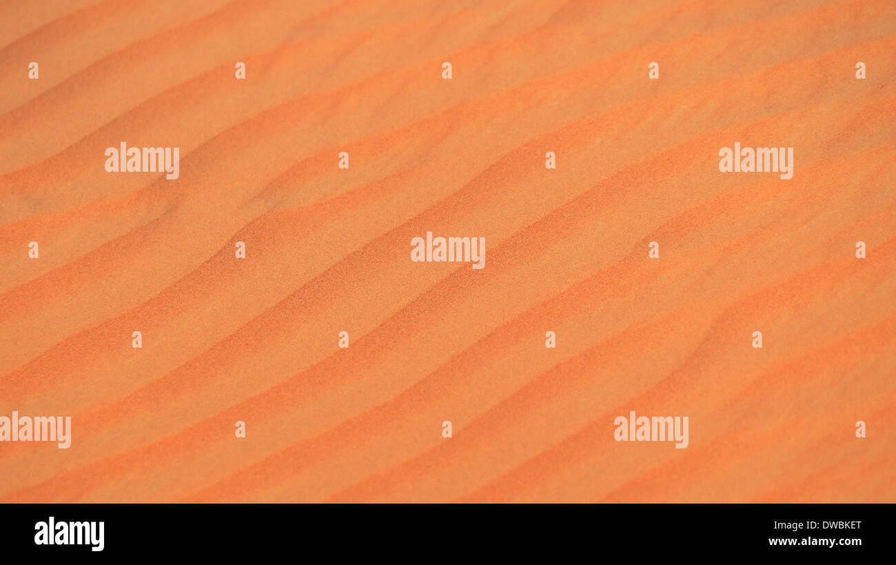 Wüste Rub al Khali - Ras al Khaima Stock Photo