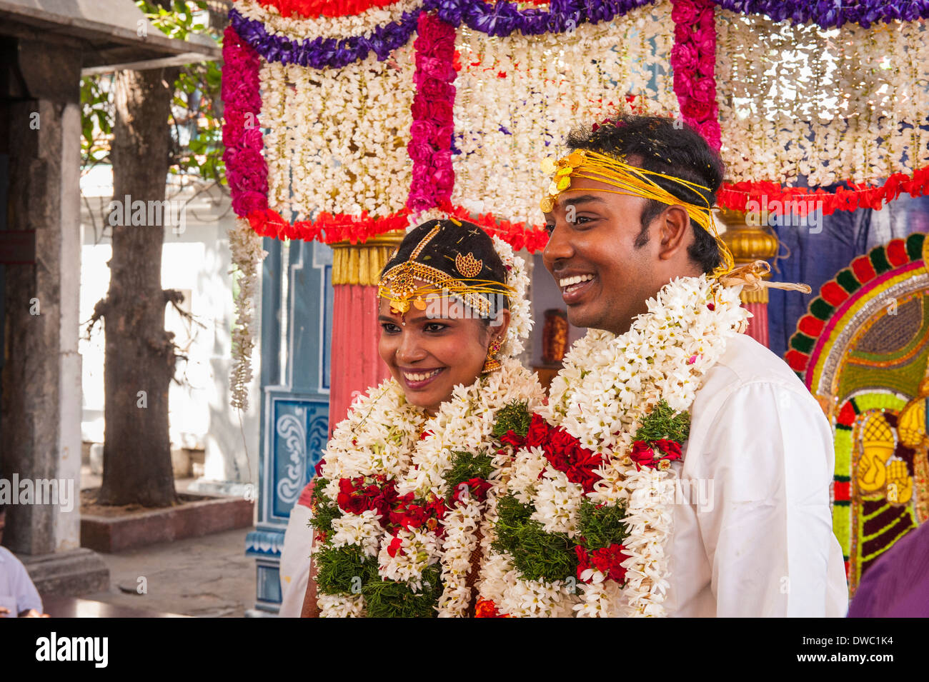 Tamil Wedding High Resolution Stock Photography And Images Alamy