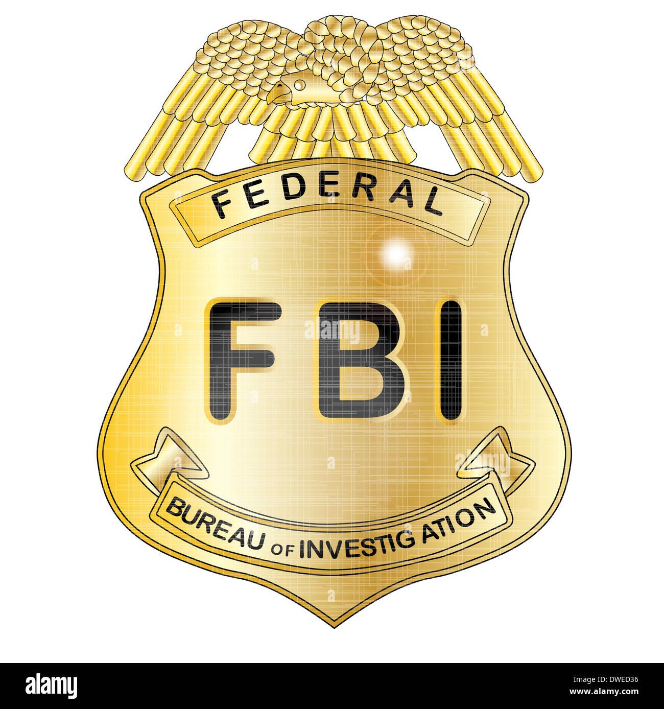 Fbi logo stock photos fbi logo stock images alamy - Fbi badge wallpaper ...