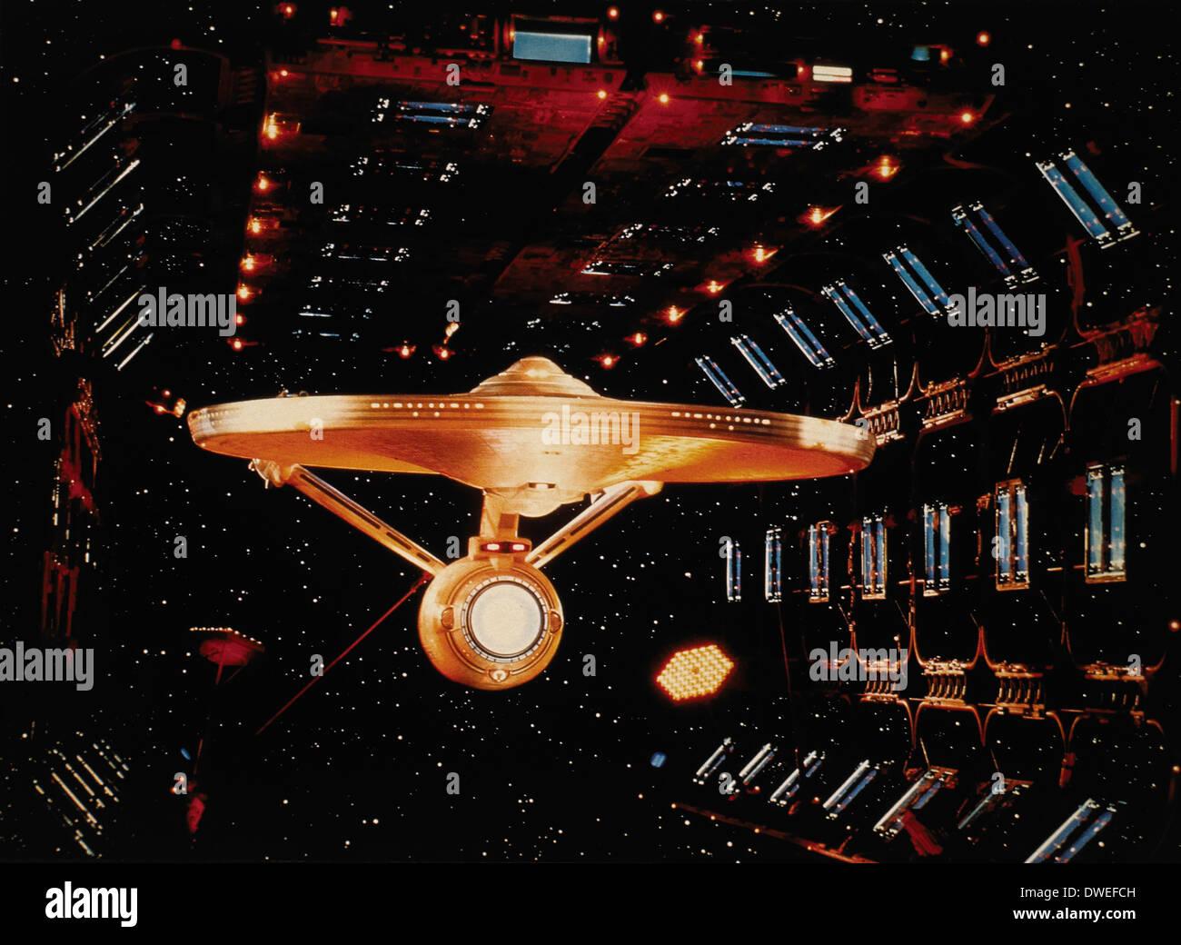 Starship Enterprise, 'Star Trek-The Motion Picture', 1979 - Stock Image