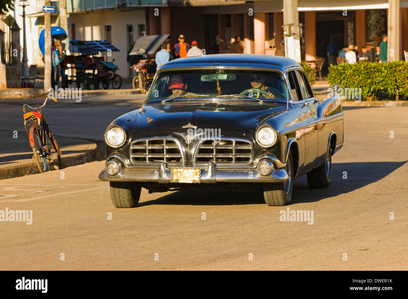Oldtimer, Remedios - Stock Image