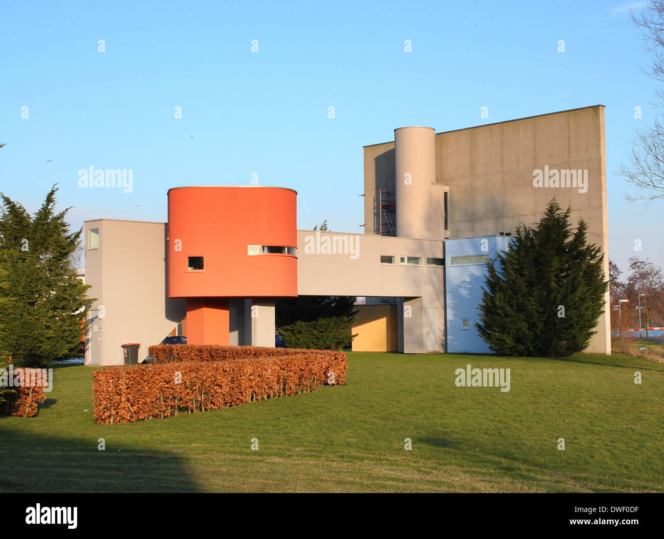 Wall House Ii By American Architect John Hejduk Located In Stock Photo Alamy