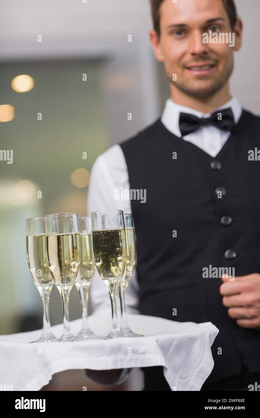 Pretty Woman Room Service Waiter