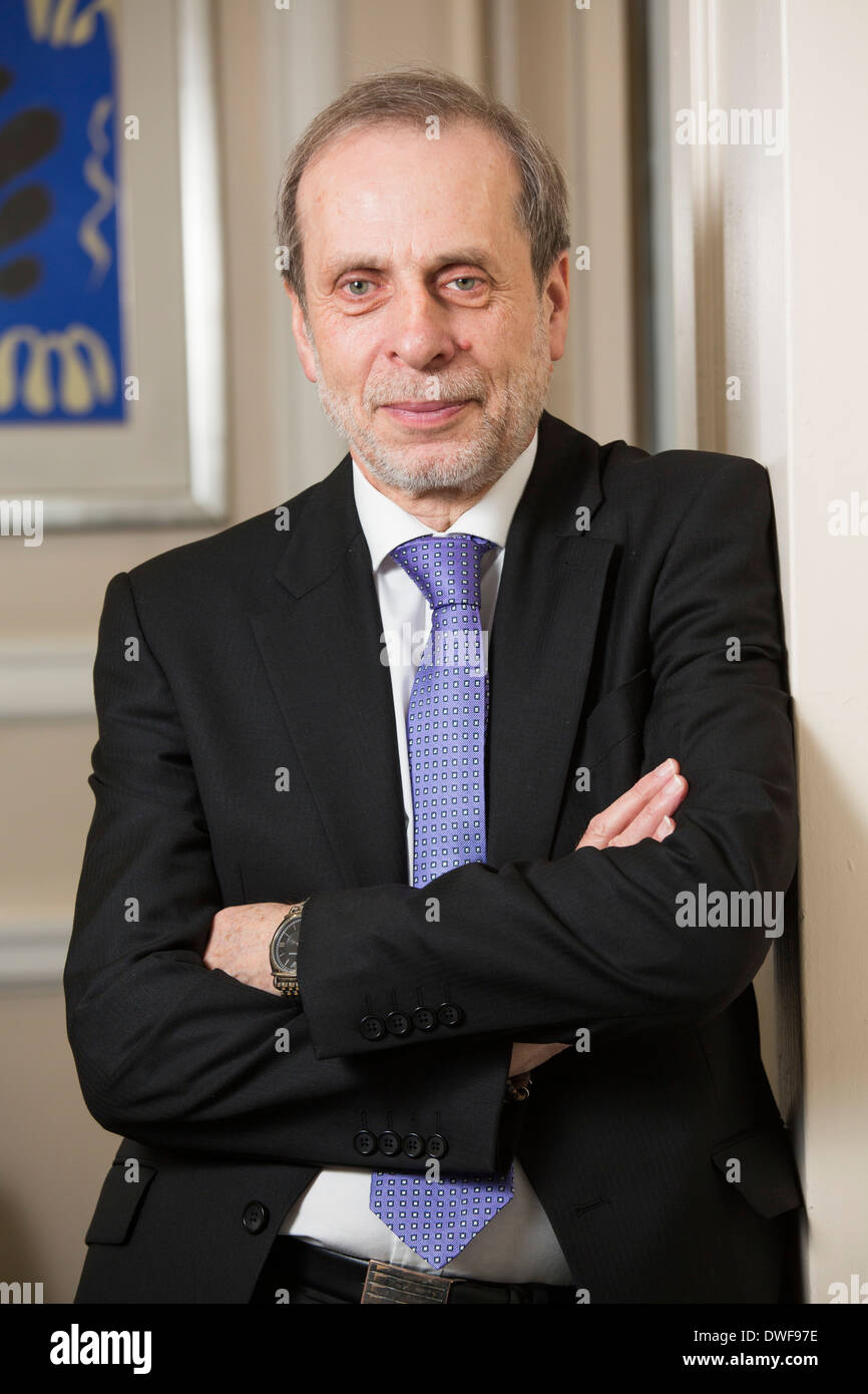 Mr Les Lawrence - Deputy Chairman and Senior Independent Director, Heartlands Hospital Trust, Birmingham. - Stock Image