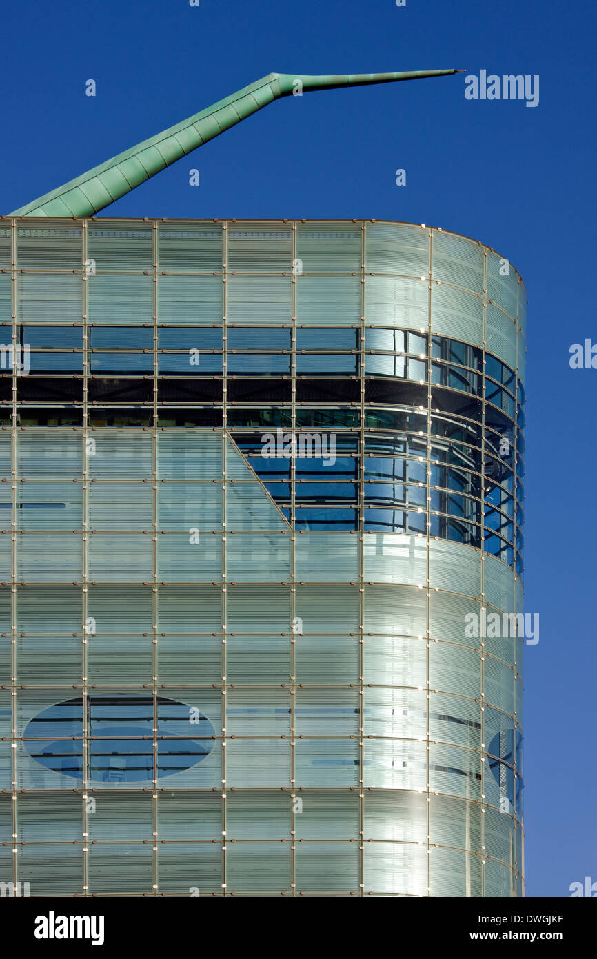 Urbis Centre in central Manchester in the United Kingdom. - Stock Image