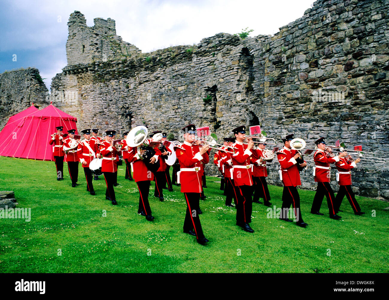 Famous Marches - Black Dyke Band