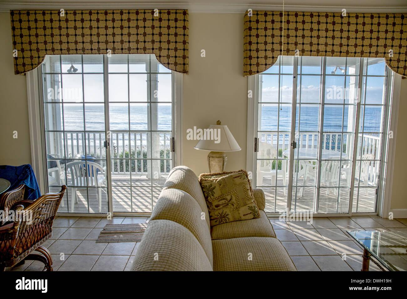 ocean view from south carolina vacation rental stock photo 67371741