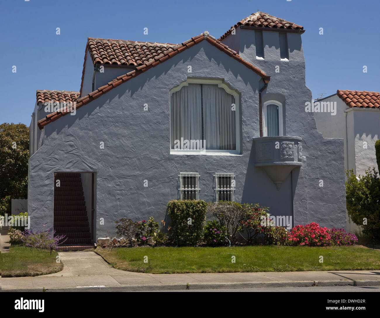 Fine Stucco House Stock Photos Stucco House Stock Images Alamy Home Remodeling Inspirations Gresiscottssportslandcom