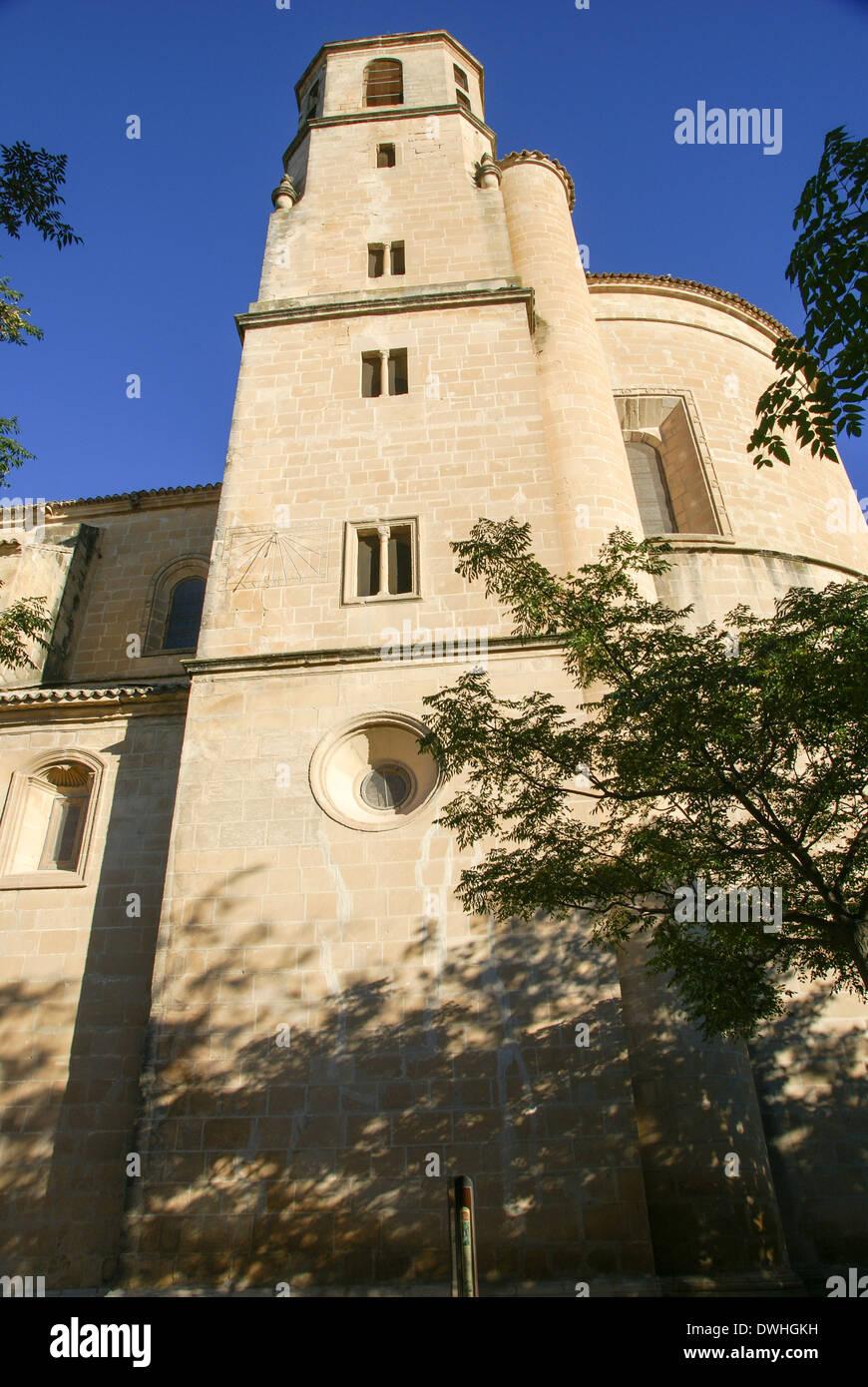 Ubeda, Jaen, Andalucia, Spain - Stock Image