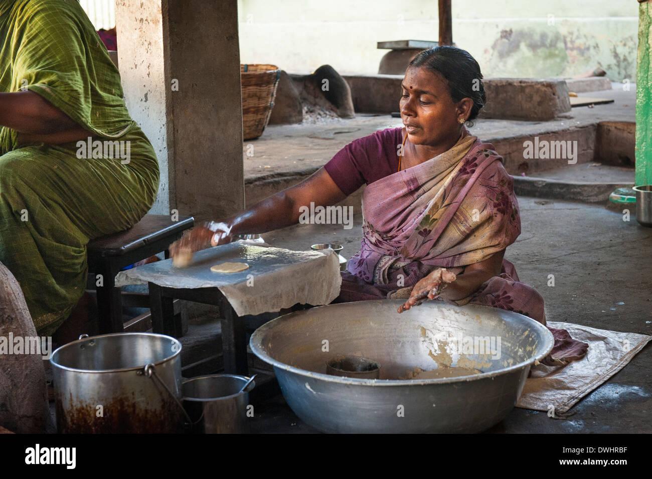 Mature tamil women