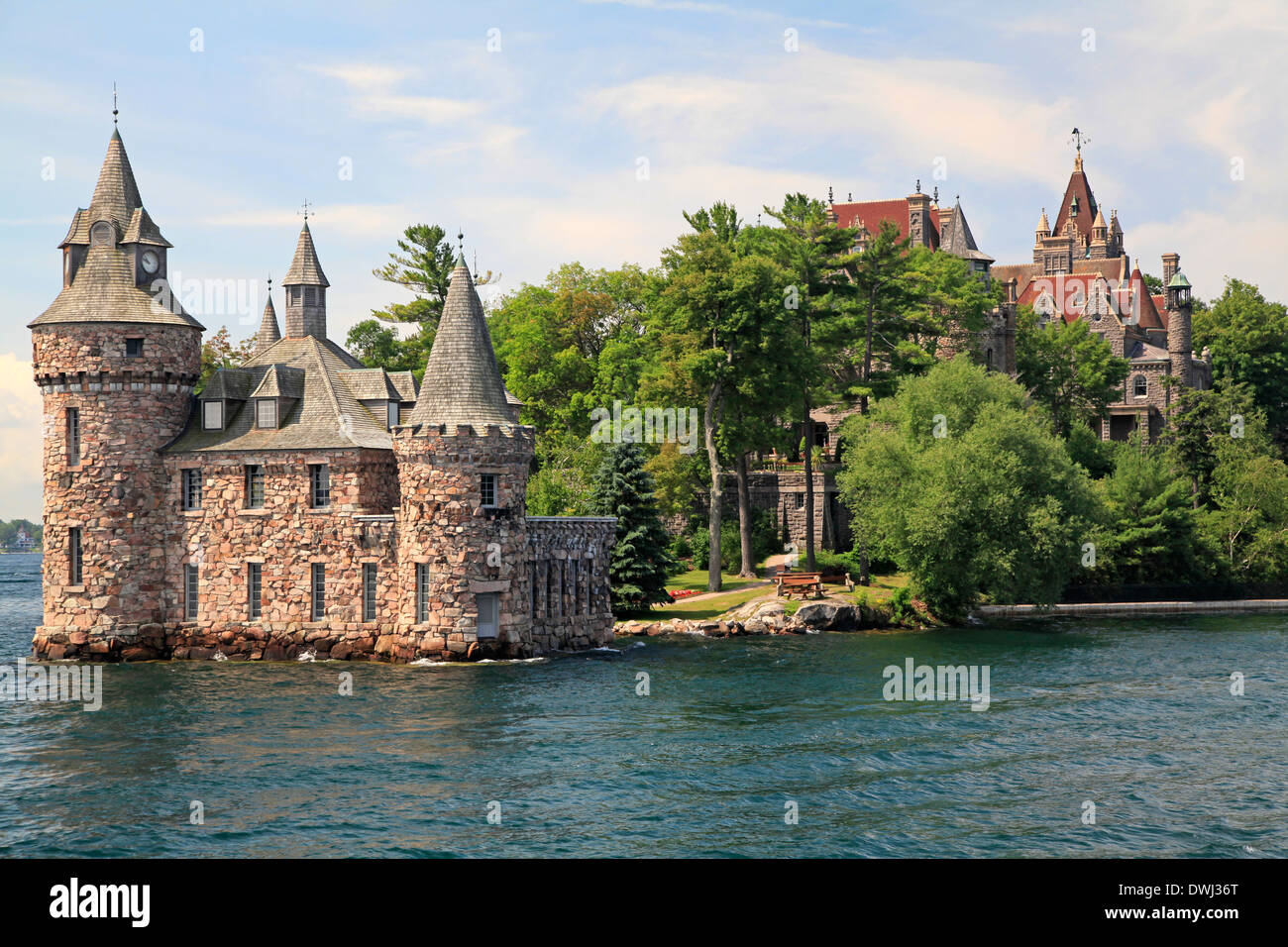 Thousand Island New York Boldt Castle