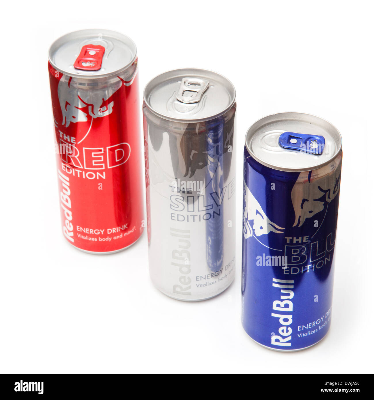 red bull cans stock photos red bull cans stock images. Black Bedroom Furniture Sets. Home Design Ideas