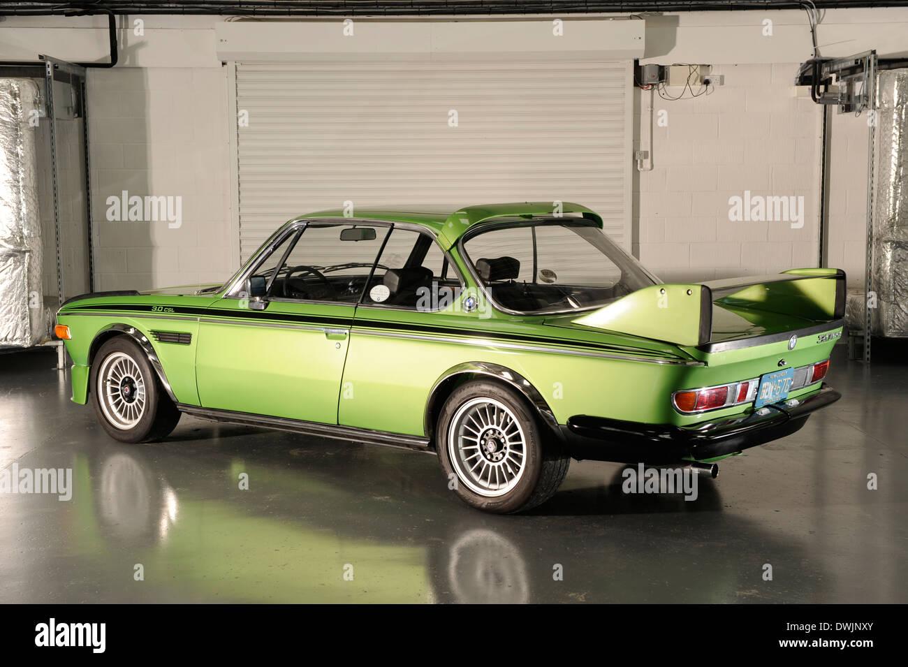 1975 Bmw 3 0 Csl Bat Batmobile Stock Photo 67409859 Alamy