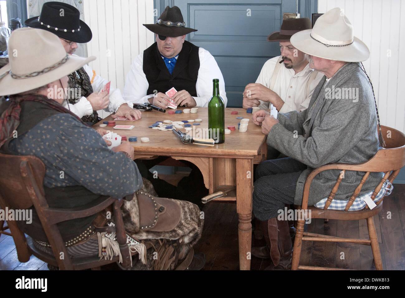 Poker Western
