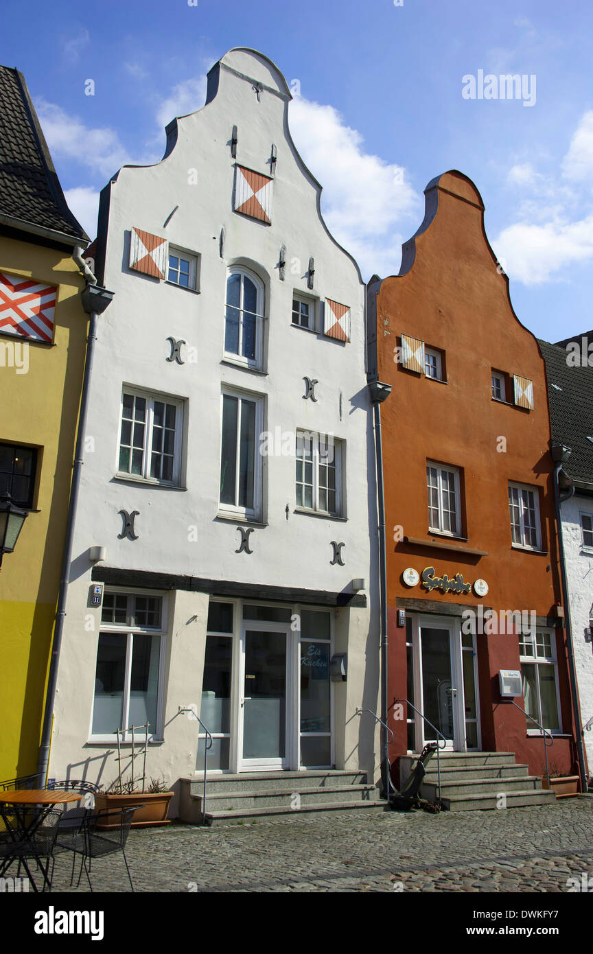 House, Wismar - Stock Image