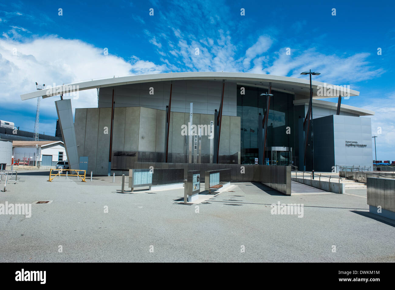 Western Australian Maritime Museum, Fremantle, Western Australia, Australia, Pacific - Stock Image