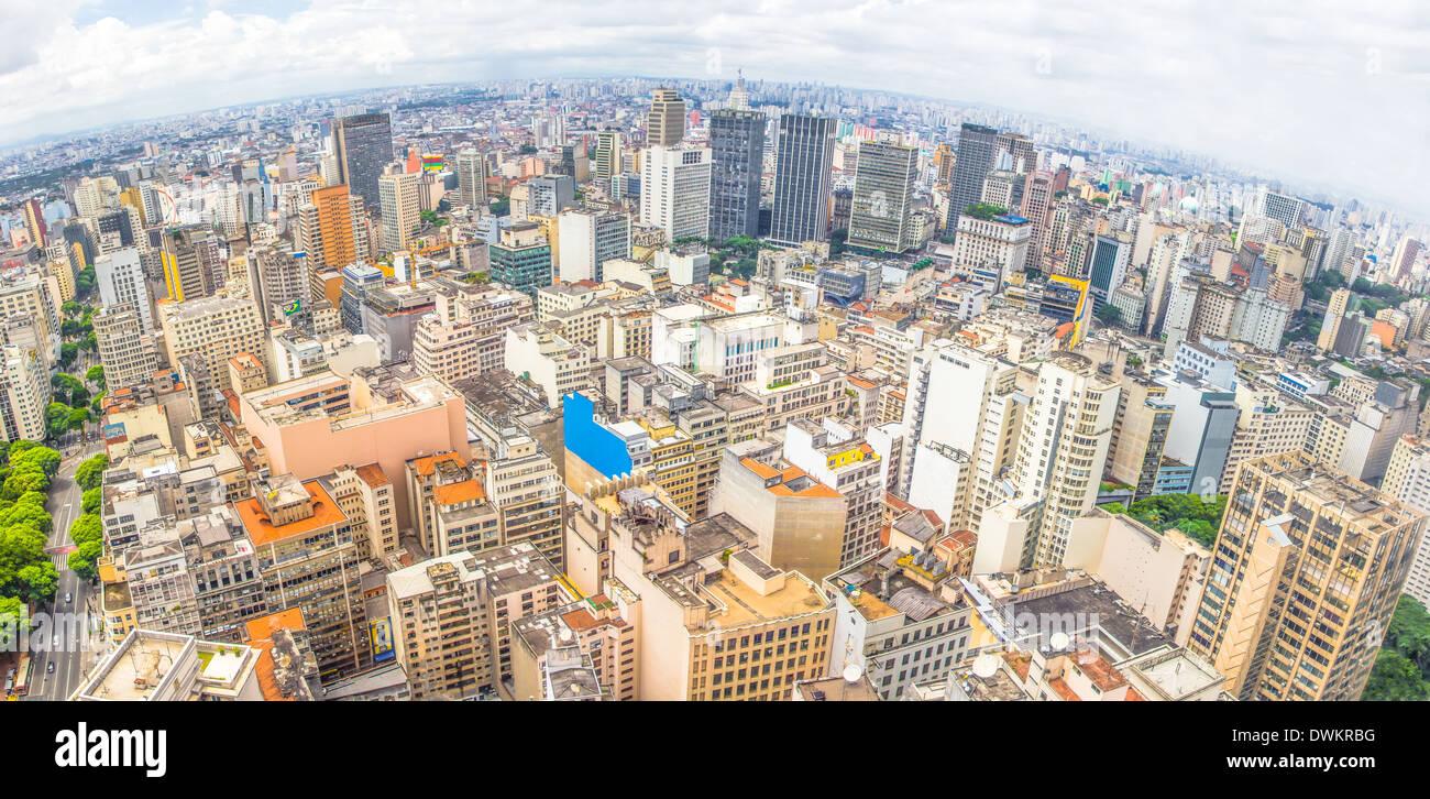 Panorama São Paulo fonte: c8.alamy.com