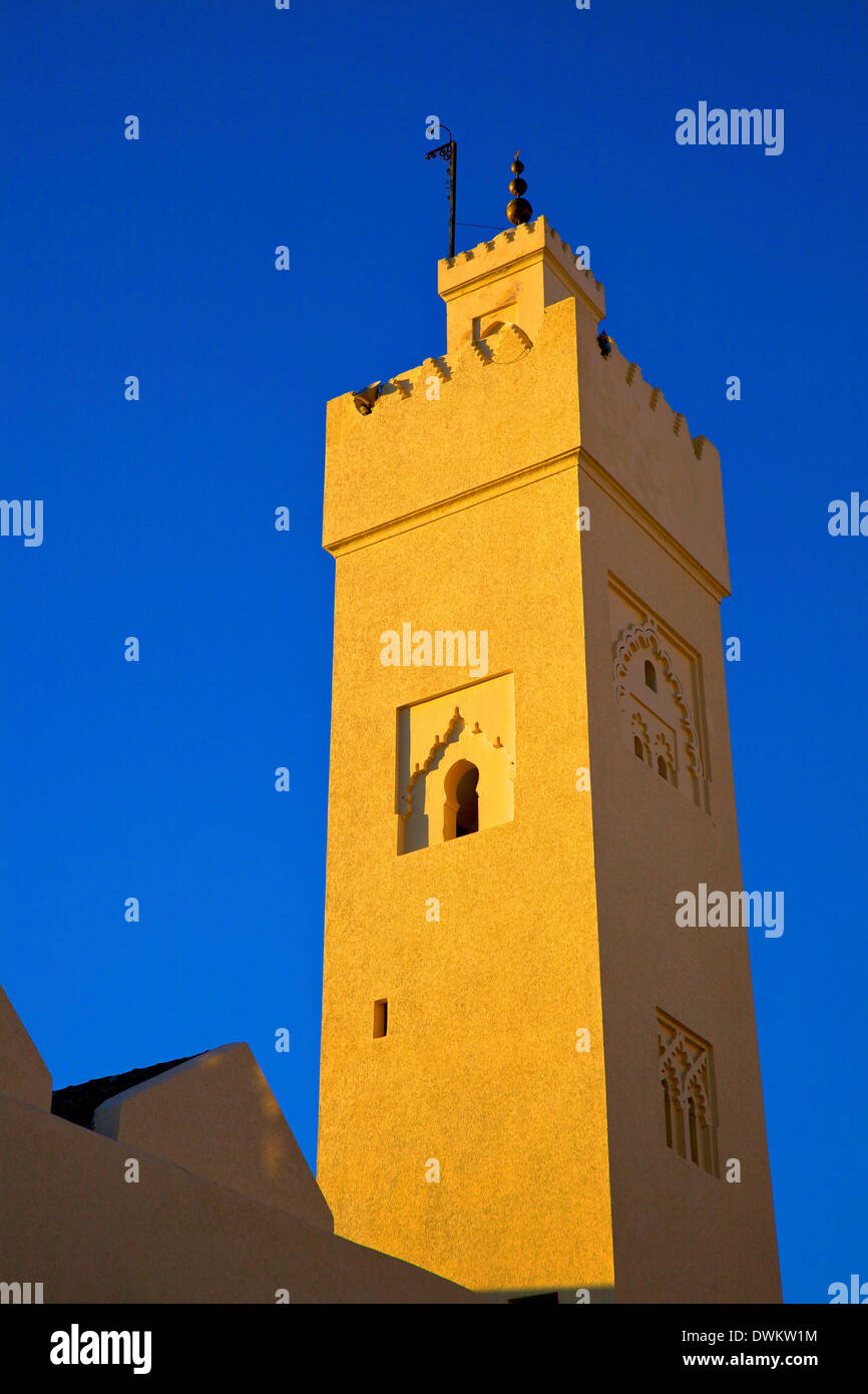 Mosque, Fez, Morocco, North Africa, Africa - Stock Image