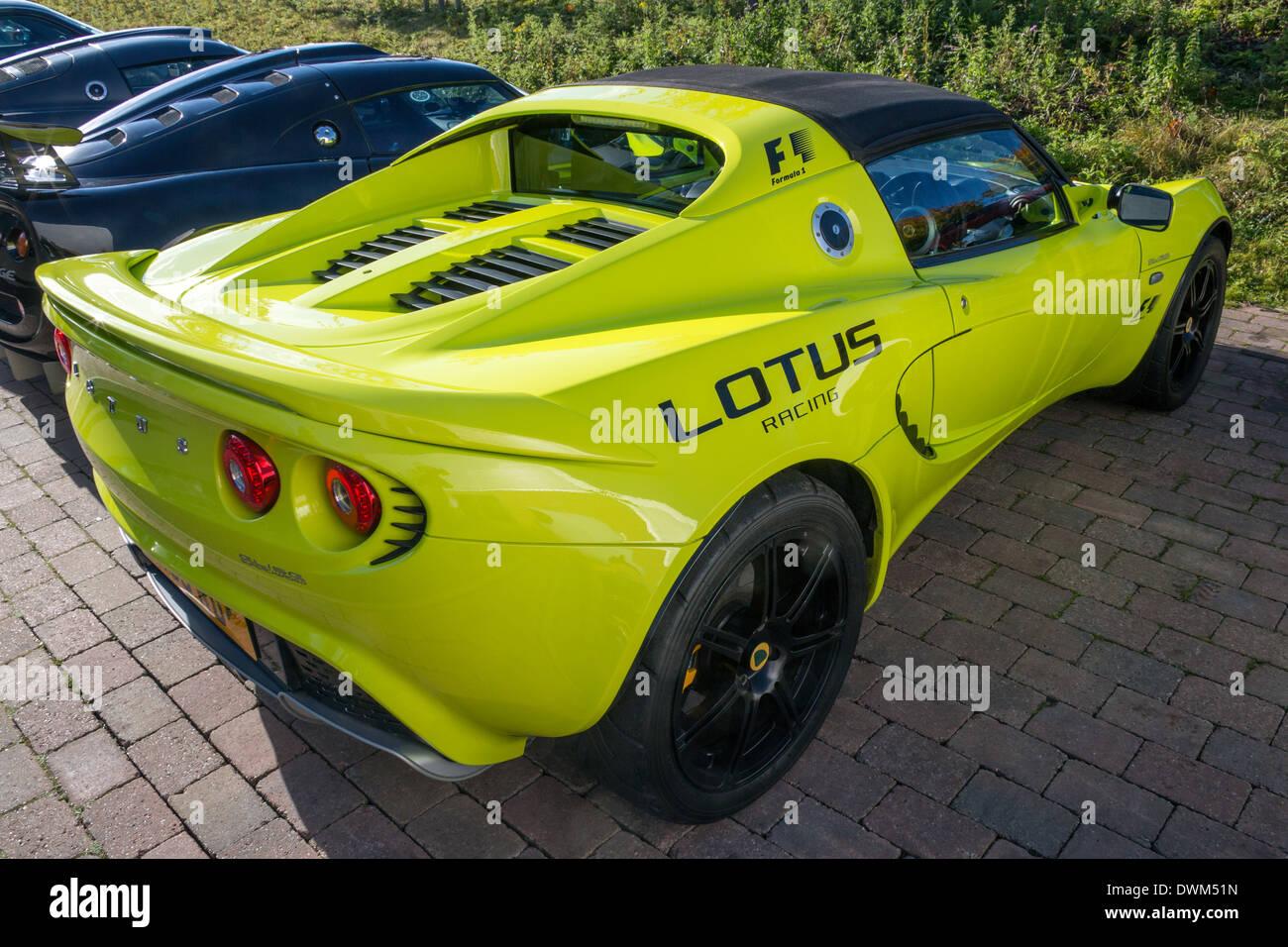 Lotus Elise - Stock Image