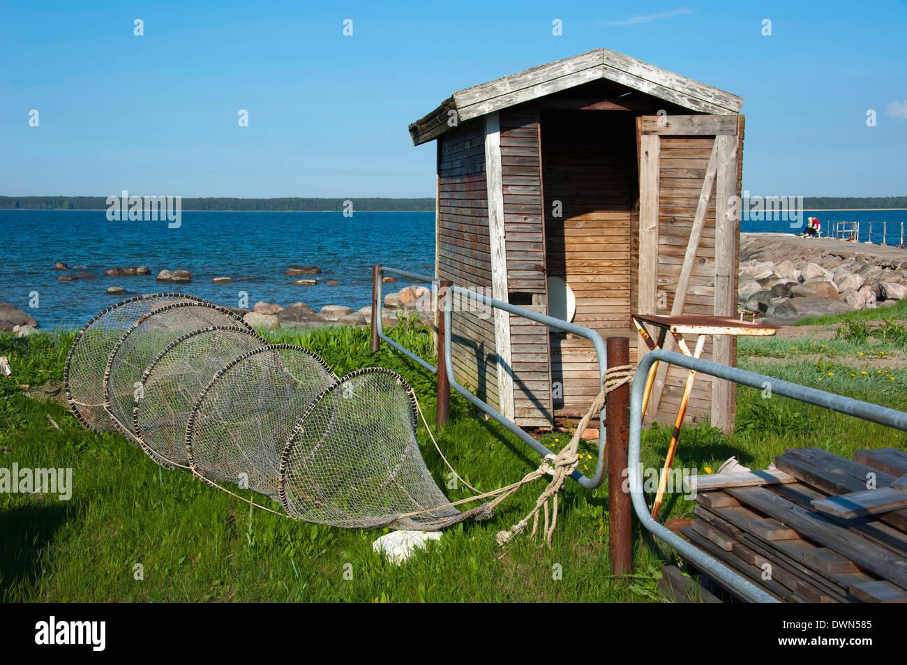 Toilette, Kasmu - Stock Image