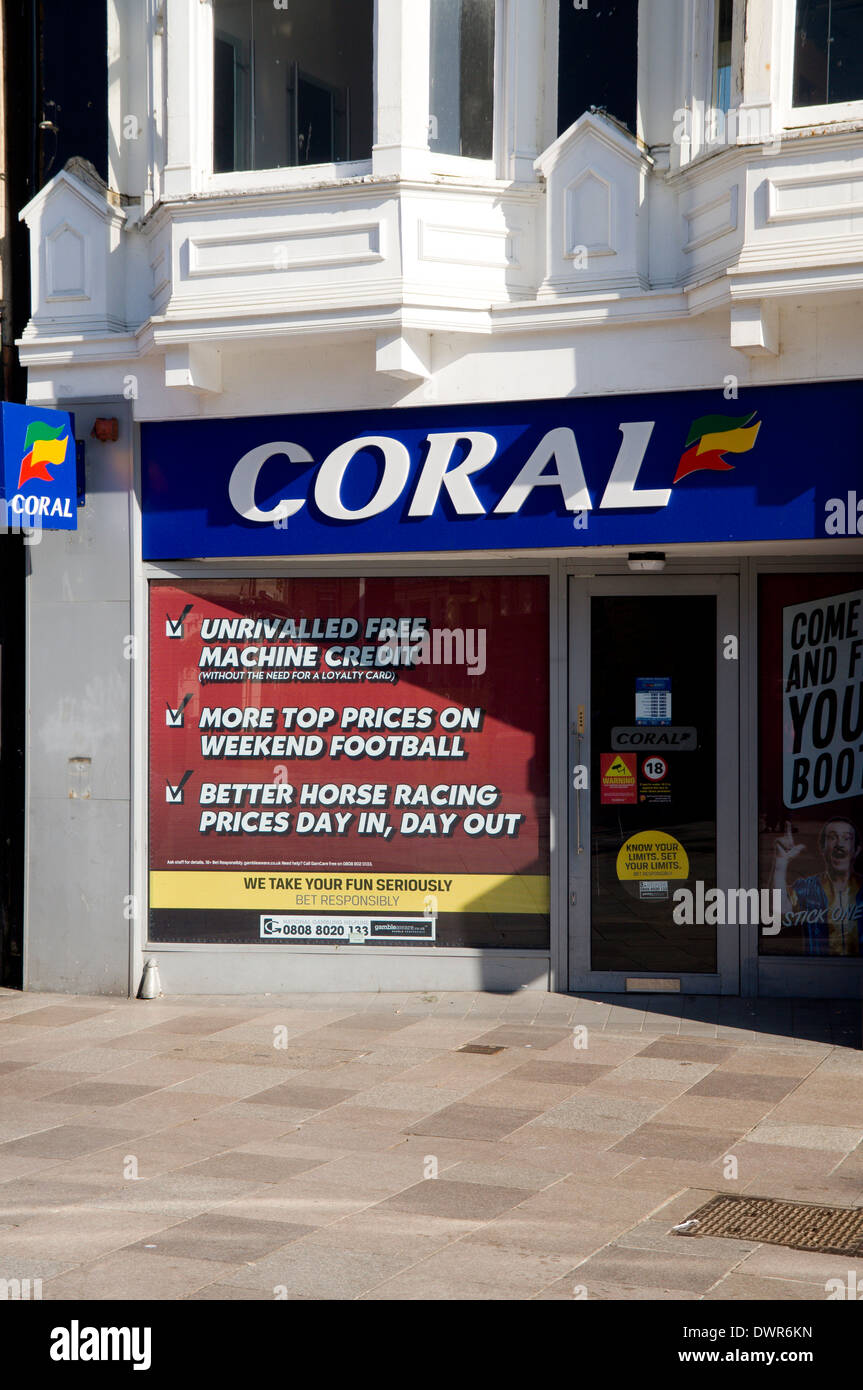 Coral betting shop redditch cinema how to earn more bitcoins for sale