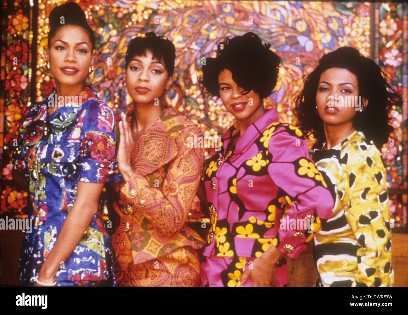 EN VOGUE  Promotional photo of US vocal group about 1993 - Stock Image
