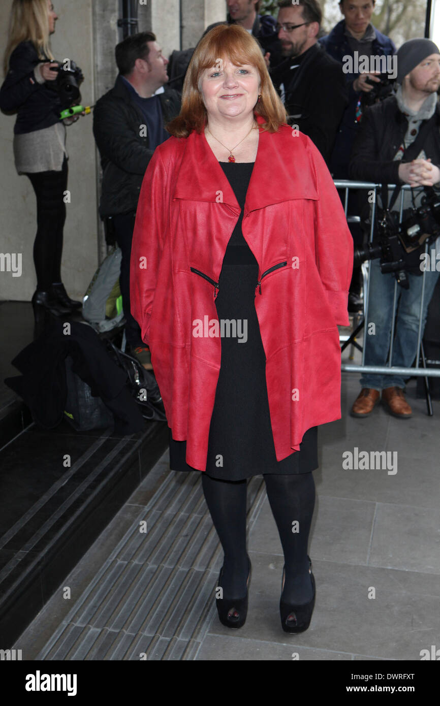 London, UK. 11th Mar, 2014. Leslie Nicol attends the 2014 TRIC Awards at The Grosvenor House Hotel on March 11, 2014 in London, England. Credit:  dpa/Alamy Live News - Stock Image