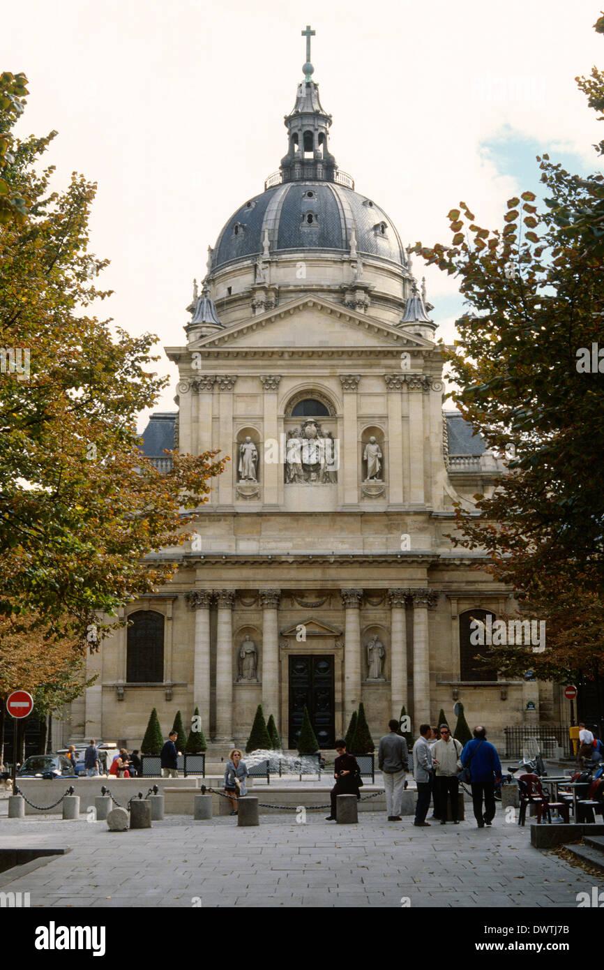 sorbonne arrondissement