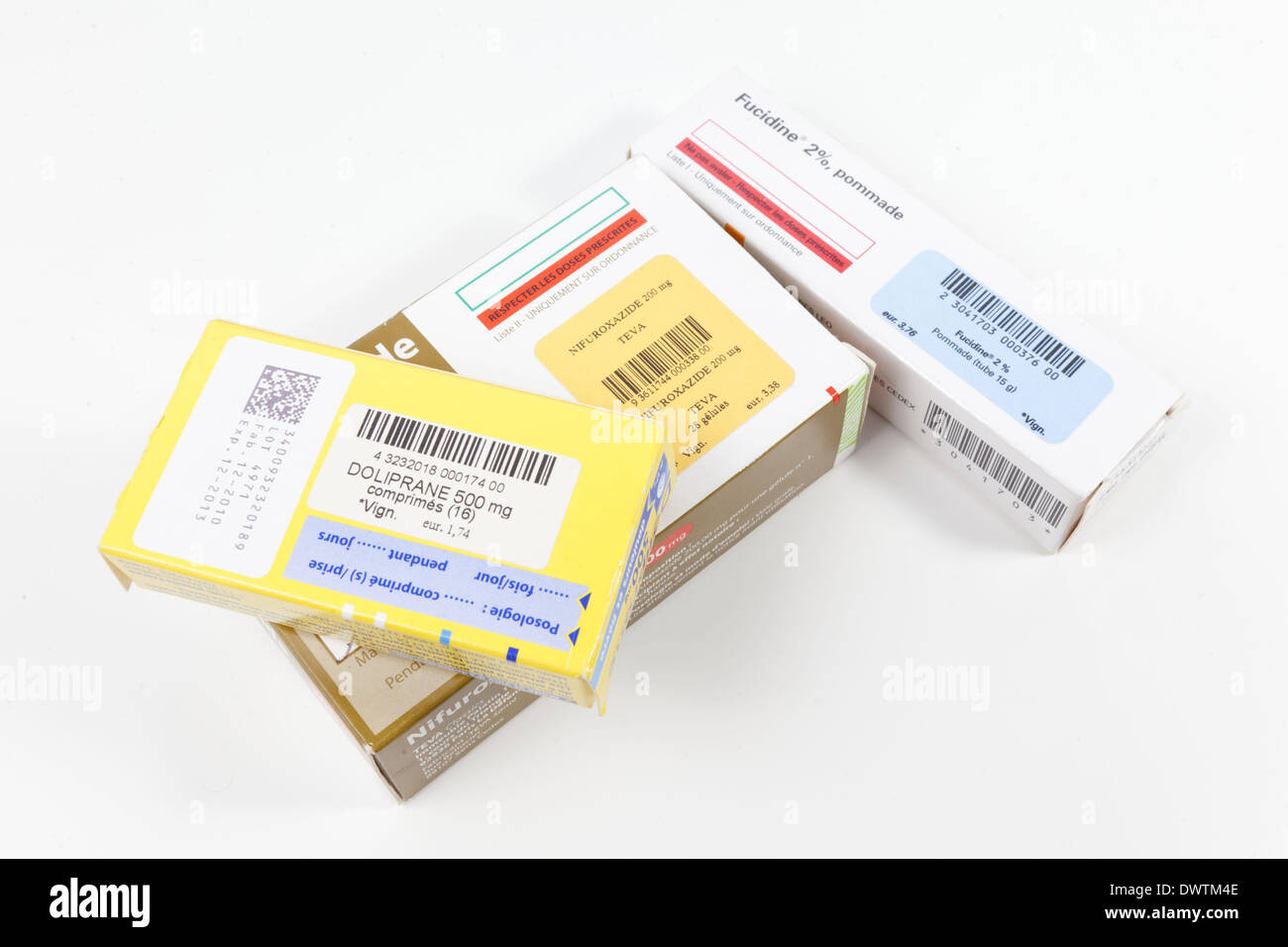 Nifuroxazide Stock Photos & Nifuroxazide Stock Images - Alamy