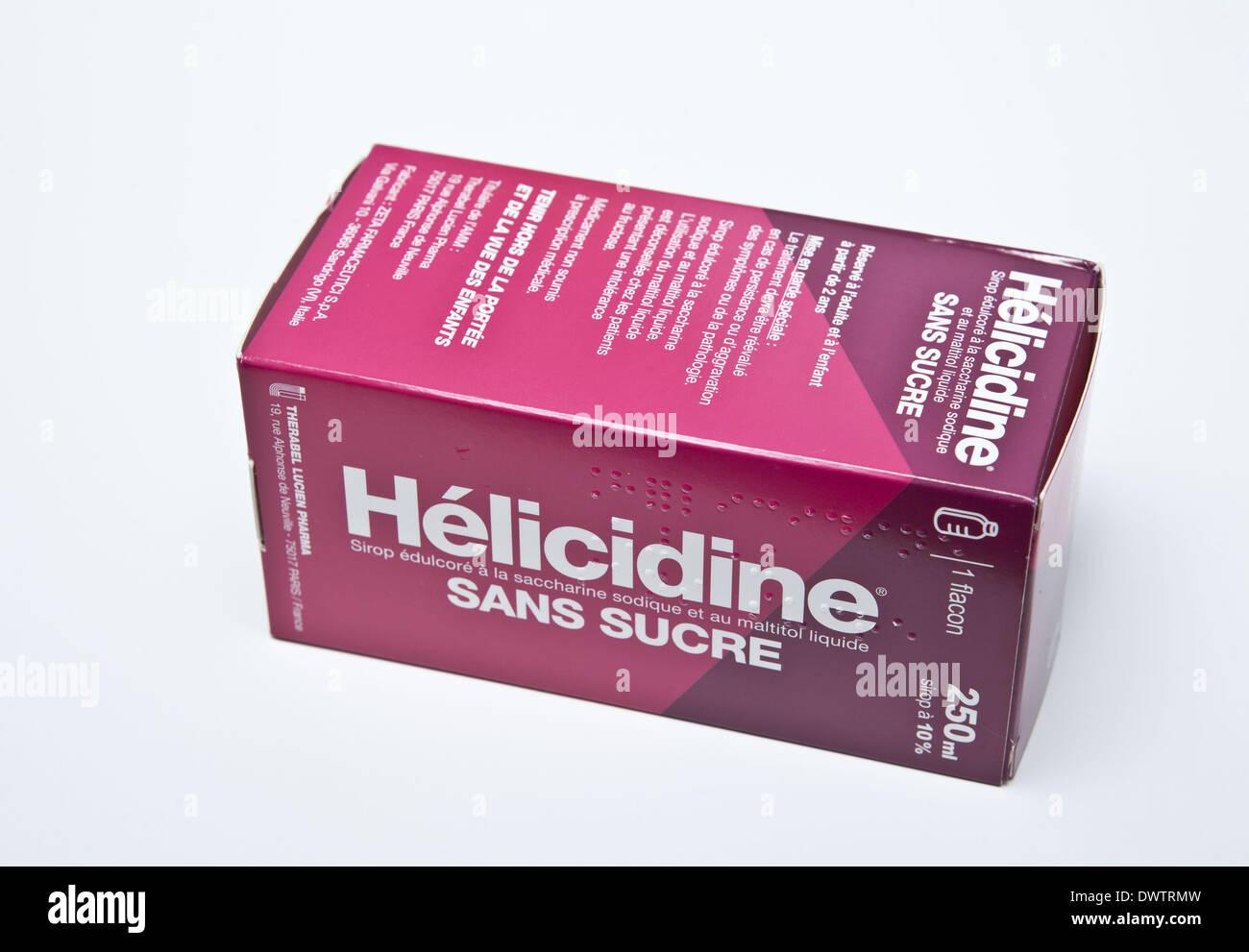 Helicidine - Stock Image
