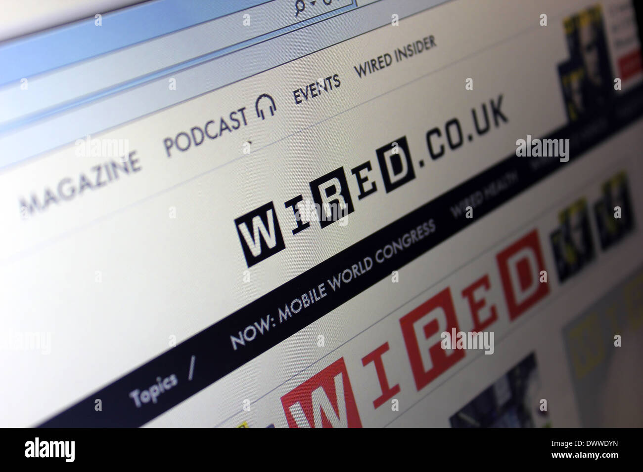 Wired Co Uk Www Wired Co Uk Stock Photos & Wired Co Uk Www Wired Co ...