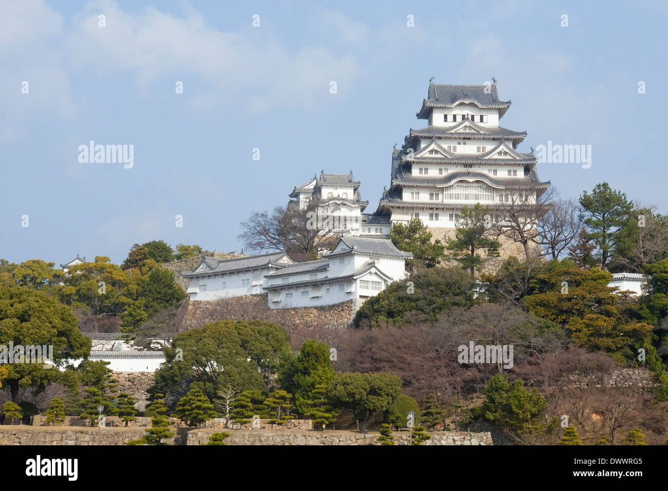 Himeji castle hyogo prefecture japan stock photo 67564789 alamy himeji castle hyogo prefecture japan publicscrutiny Choice Image