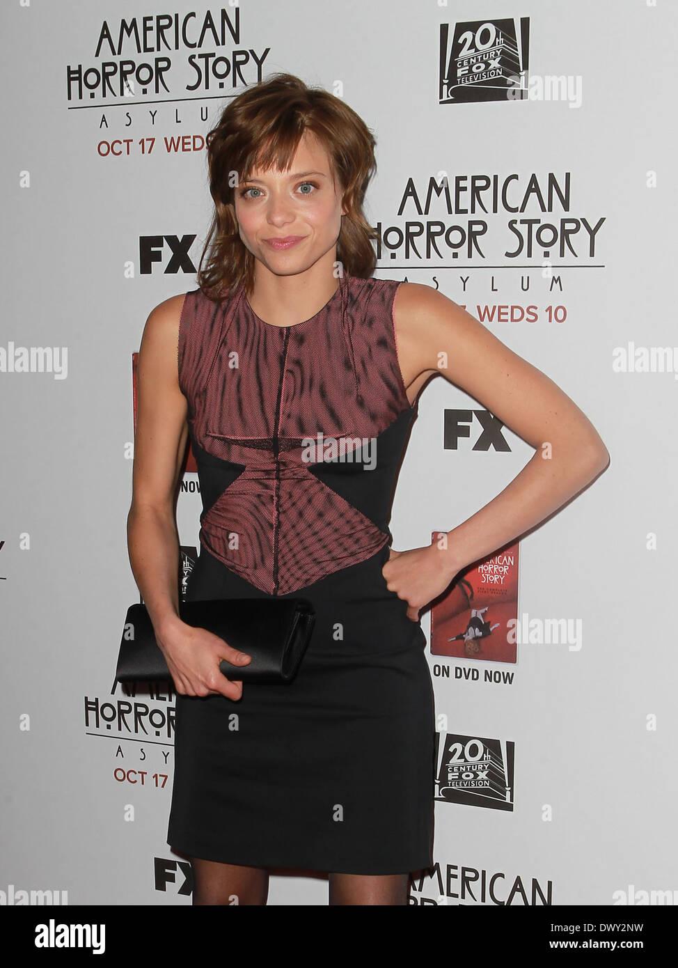 lizzie brochere premiere screening of fx s american horror story
