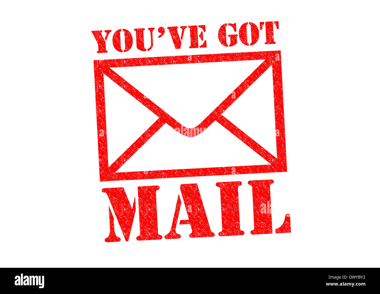 Youve Got Mail High Resolution Stock Photography And Images Alamy