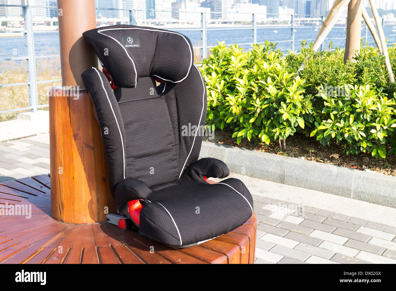 Luxury Baby Car Seat Stock Photos Luxury Baby Car Seat Stock
