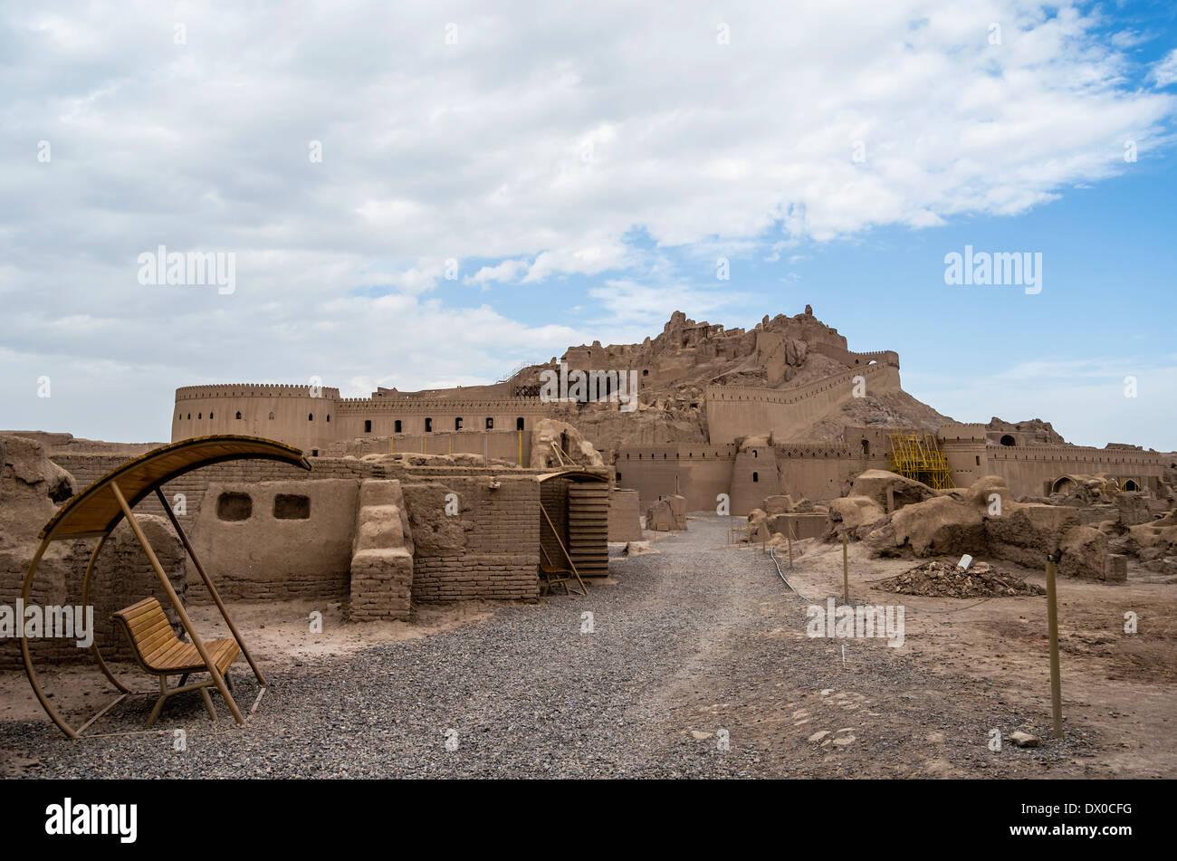 Arg-e Bam in Iran - Stock Image
