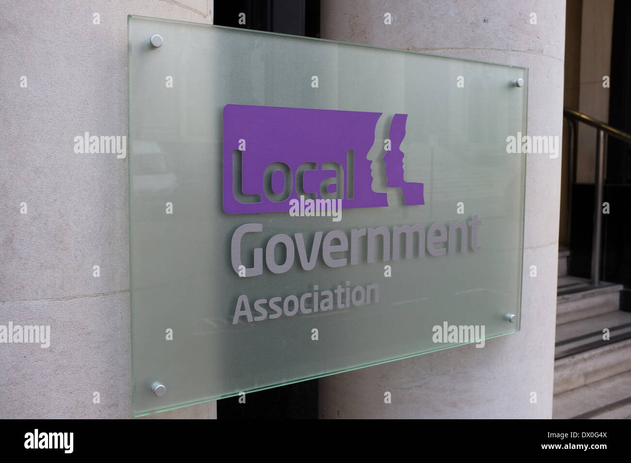 local government association smith square westminster london sw1 2014 - Stock Image
