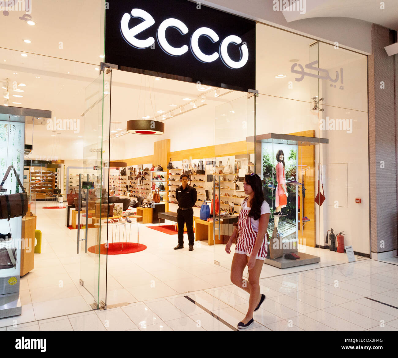 ecco shoes retail stores