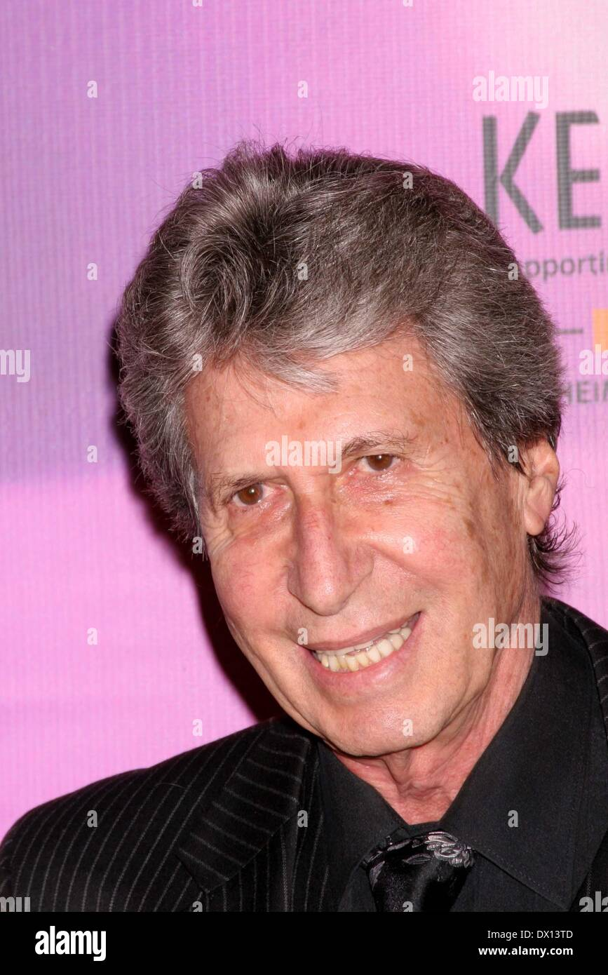 DAVID BRENNER (February 4, 1936 - March 15, 2014) was an American stand-up comedian, actor and author. The most frequent guest on The Tonight Show Starring Johnny Carson in the 1970s and 1980s, Brenner was a pioneer in the genre of observational comedy. PICTURED: Feb 27, 2010 - Las Vegas, Nevada, U.S. - DAVID BRENNER at the 'Keep Memory Alive' power of love benefit in the Grand ballroom of the Bellagio Resort and Casino. (Credit Image: © Ed Geller/Globe Photos/ZUMAPRESS.com) - Stock Image