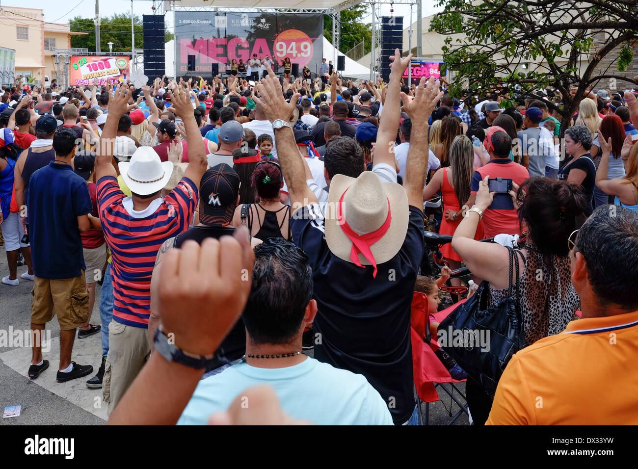 Little Havana Miami Florida Travel Stock Photos Amp Little