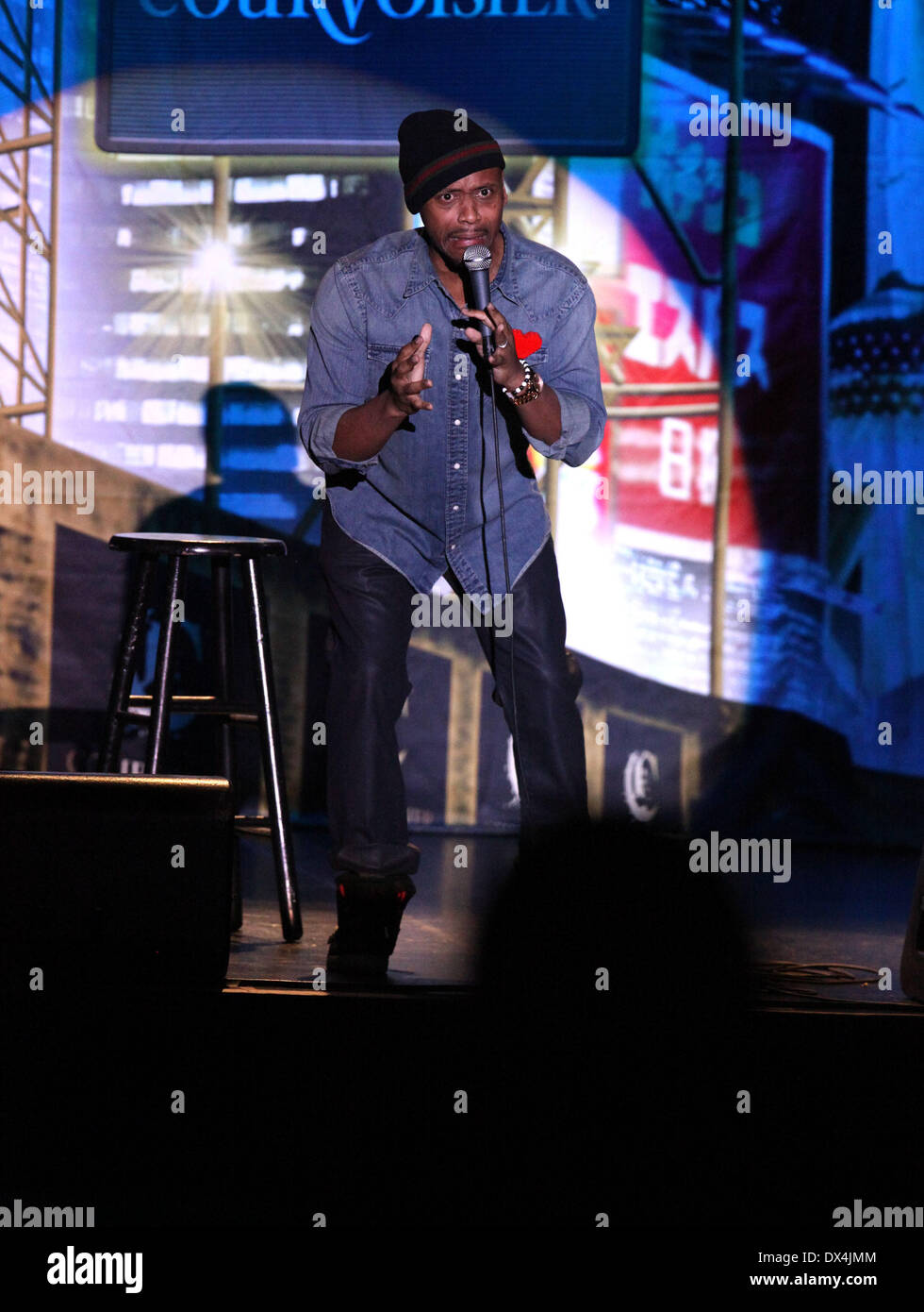 Lavar Walker Best Buy Theater And C By Courvoisier Present Shaquille