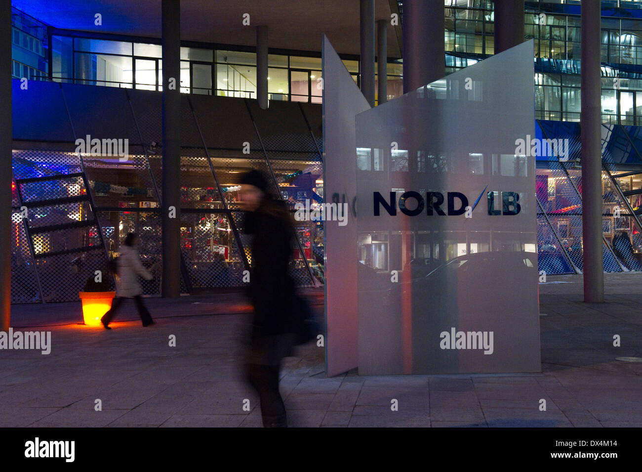 NORD LB - Stock Image