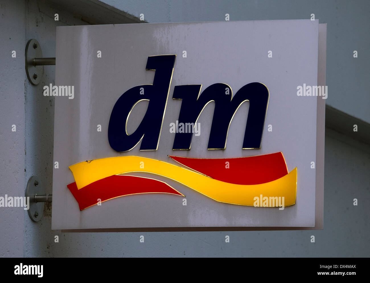 dm - Stock Image