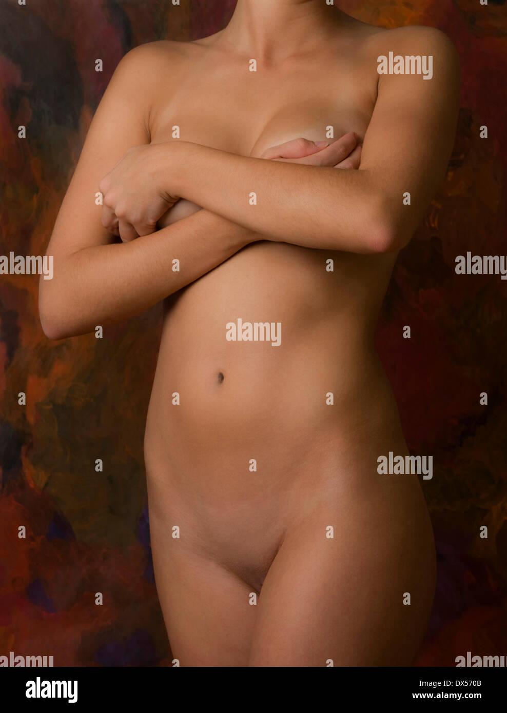 Half Nude Photos