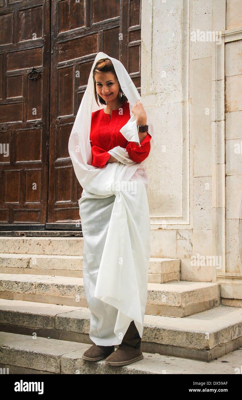 Tunisia Women Dress