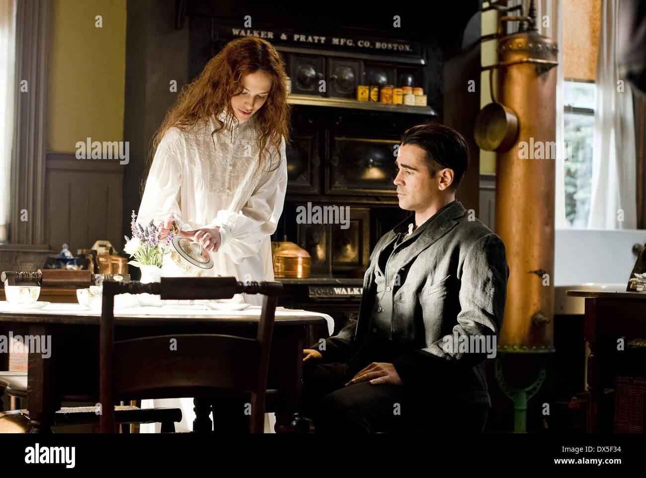 A WINTER'S TALE (2014) JESSICA BROWN FINDLAY COLIN FARRELL AKIVA GOLDSMAN (DIR) MOVIESTORE COLLECTION LTD - Stock Image
